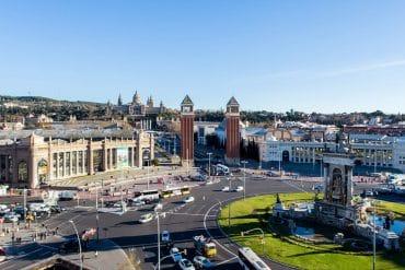 Recinte Montjuïc Fira de Barcelona