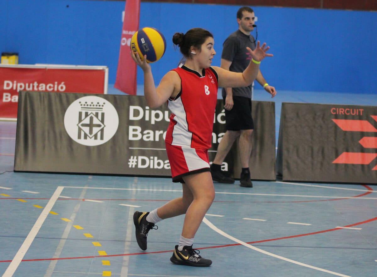 Torneo básquet Diputación Barcelona