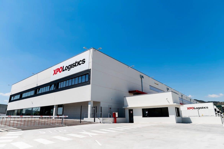 XPO Logistics nave Castellbisbal