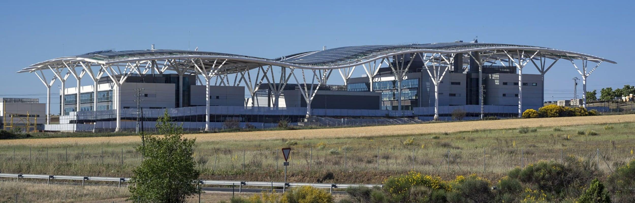 Campus Iberdrola San Agustín del Guadalix
