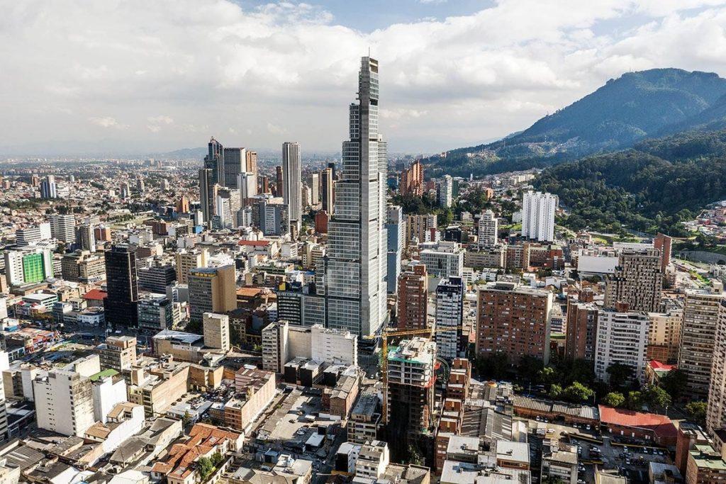 Torre Bacatá, en Bogotá