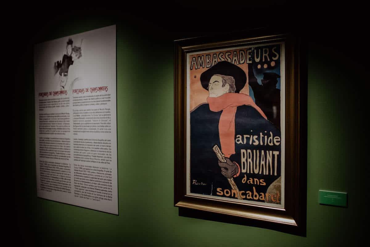 Aristide Bruant, Toulouse-Lautrec