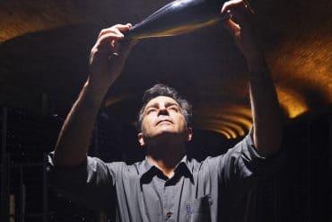 Bruno Colomer, enólogo de Codorniu