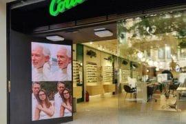 Una de les botigues de Cottet a Barcelona.