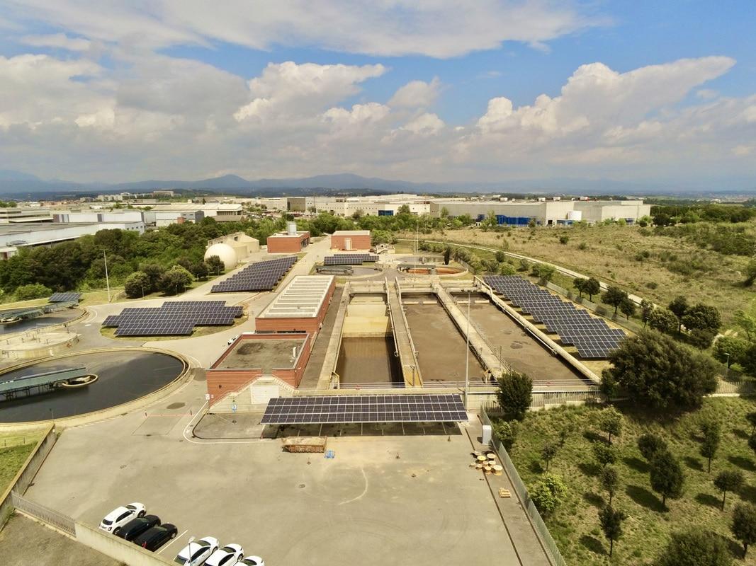 Depuradora Riu Ripoll Sabadell ACA