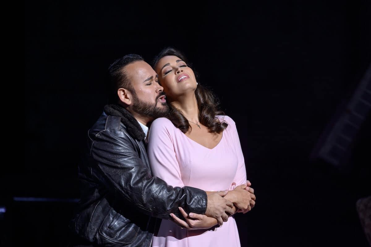 Javier Camarena i Nadine Sierra