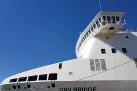 GNV Bridge de GNV Ferries