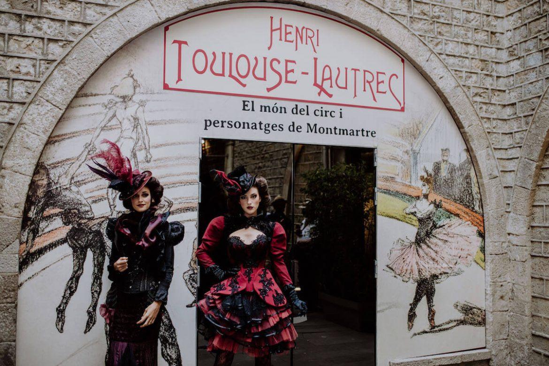 Exposició Toulouse-Lautrec