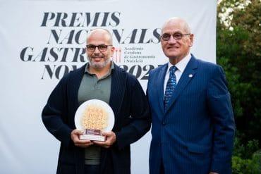 premi nacional de gastronomia 2021