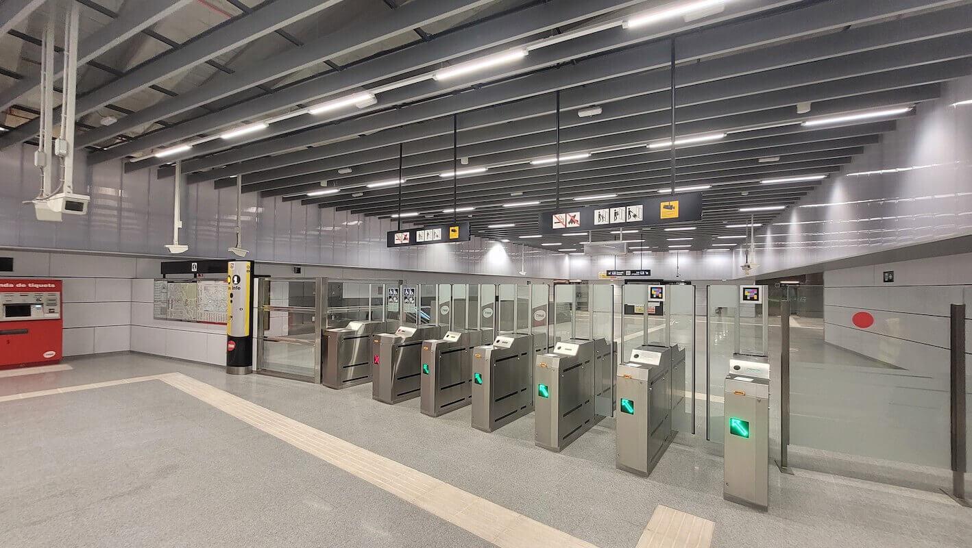 Metro Ernest Lluch