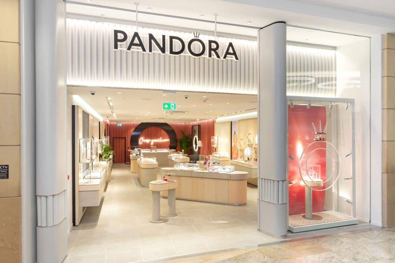 Pandora tienda