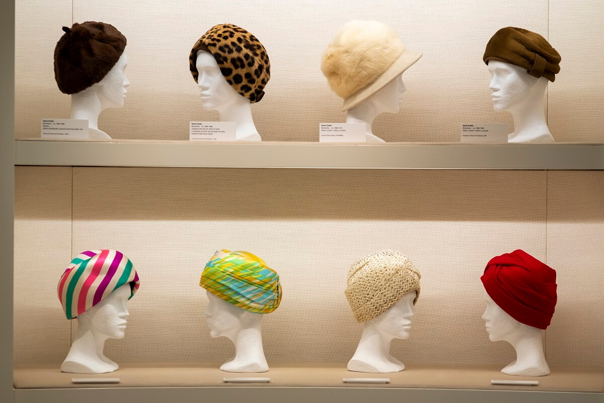 Sombreros Santa Eulalia