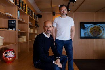 Jordi Pascual y Jordi Vidal, cofundadores de Udon.