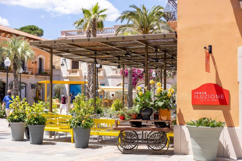 Restaurante Corzo Iluzione