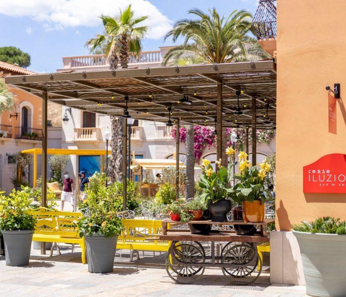 Restaurante Corso Iluzione