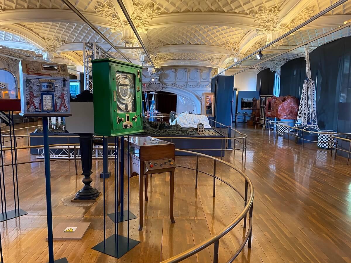 Museu d'Autòmats Tibidabo