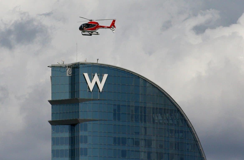 helicóptero Colobri
