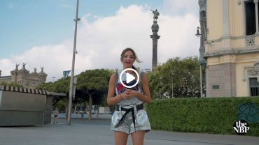 christo javacheff proyecto barcelona estatua colon