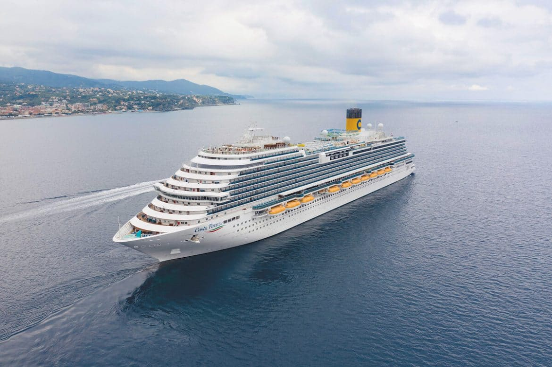 Costa Firenze de Costa cruises