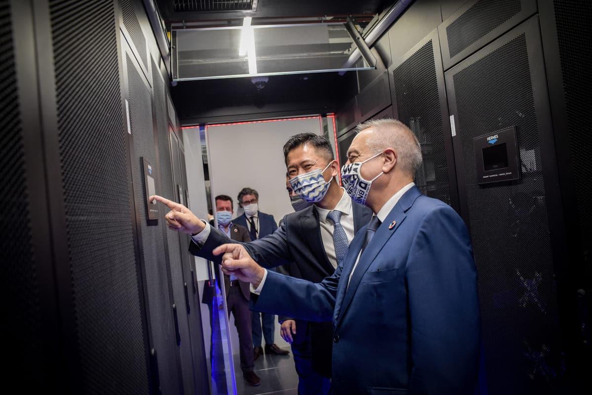 Huawei DFactory