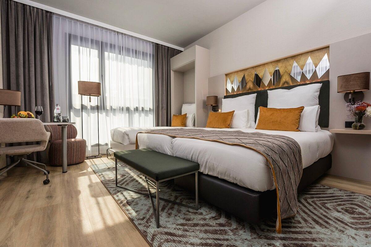 Habitació Leonardo Royal Barcelona Fira Confort