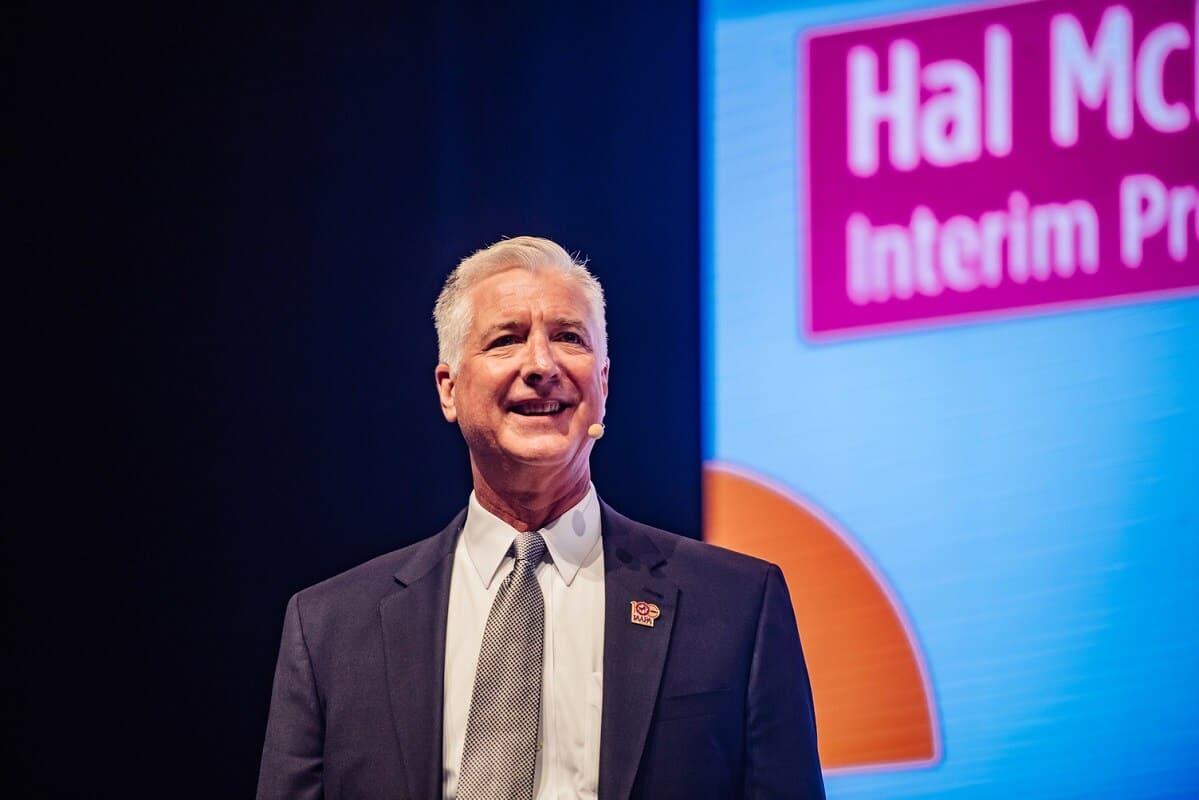 Hal McEvoy IAAPA