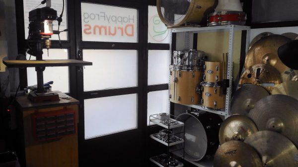 Happy Frog Drums