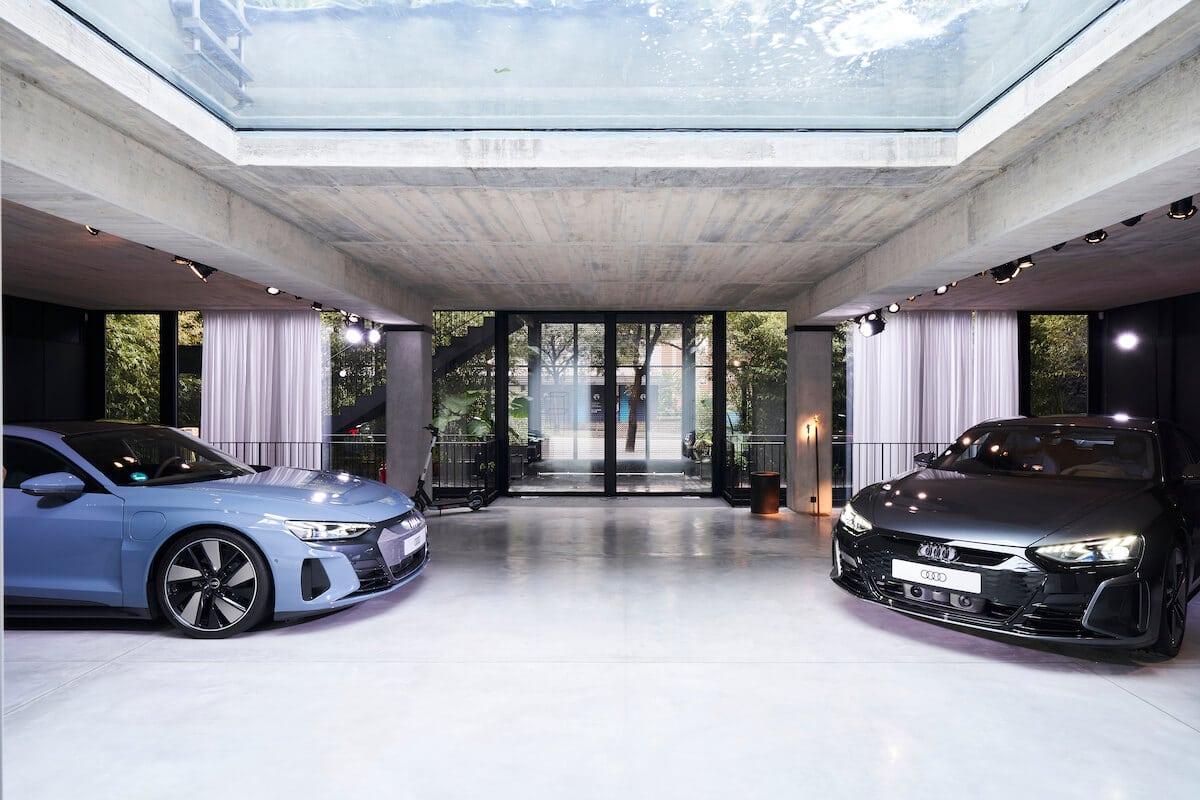 Villa Mayfair Audi