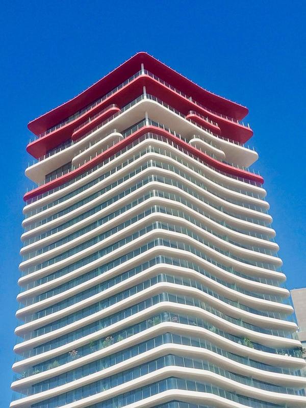 Torre Antares Decq