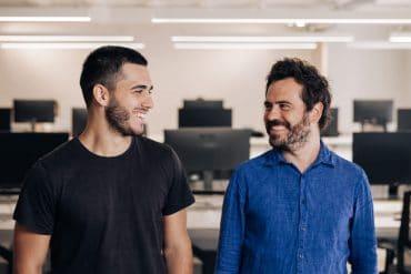 Mario Martínez-Jurado, consejero delegado, y Nacho de Grau, director de producto de Vonzu.