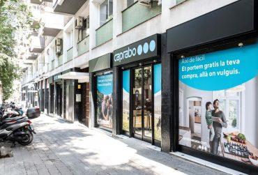 Caprabo primera botiga a Barcelona