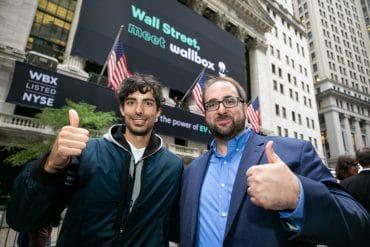 Eduard Castañeda CPO, Enric Asunción CEO - NYSE