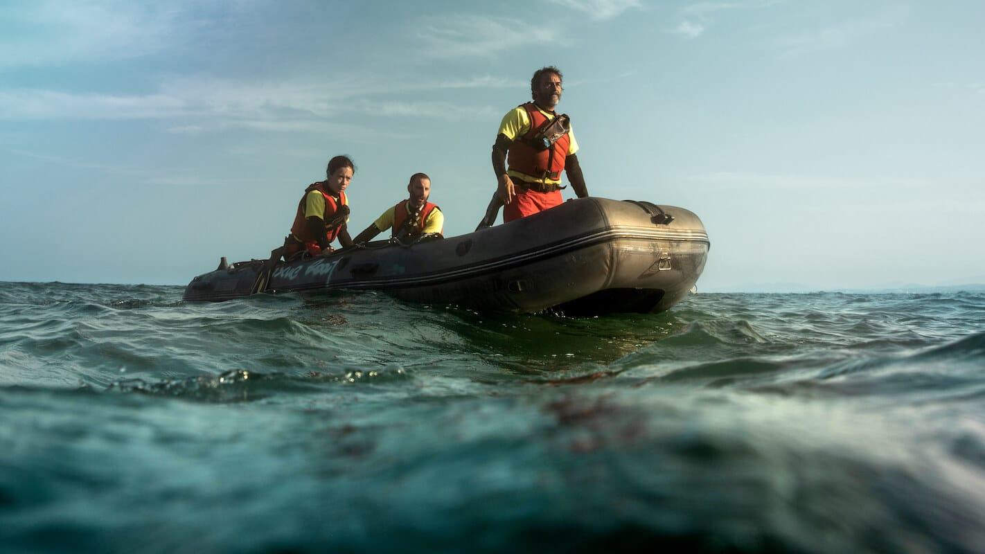 Escena Mediterráneo, película