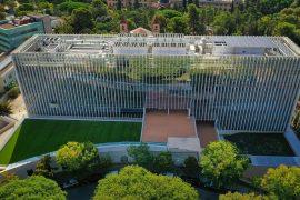 BSC-Repsol Building