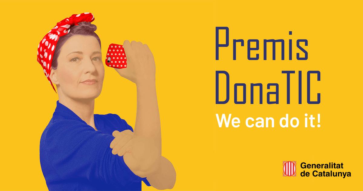 Premis DonaTIC