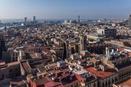 Vista aèria Ciutat Vella
