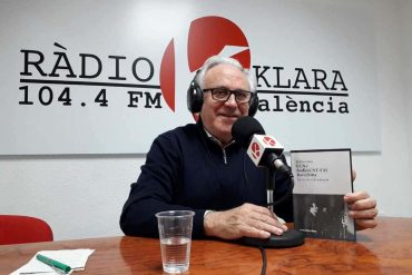 El investigador y escritor Ferran Aisa,