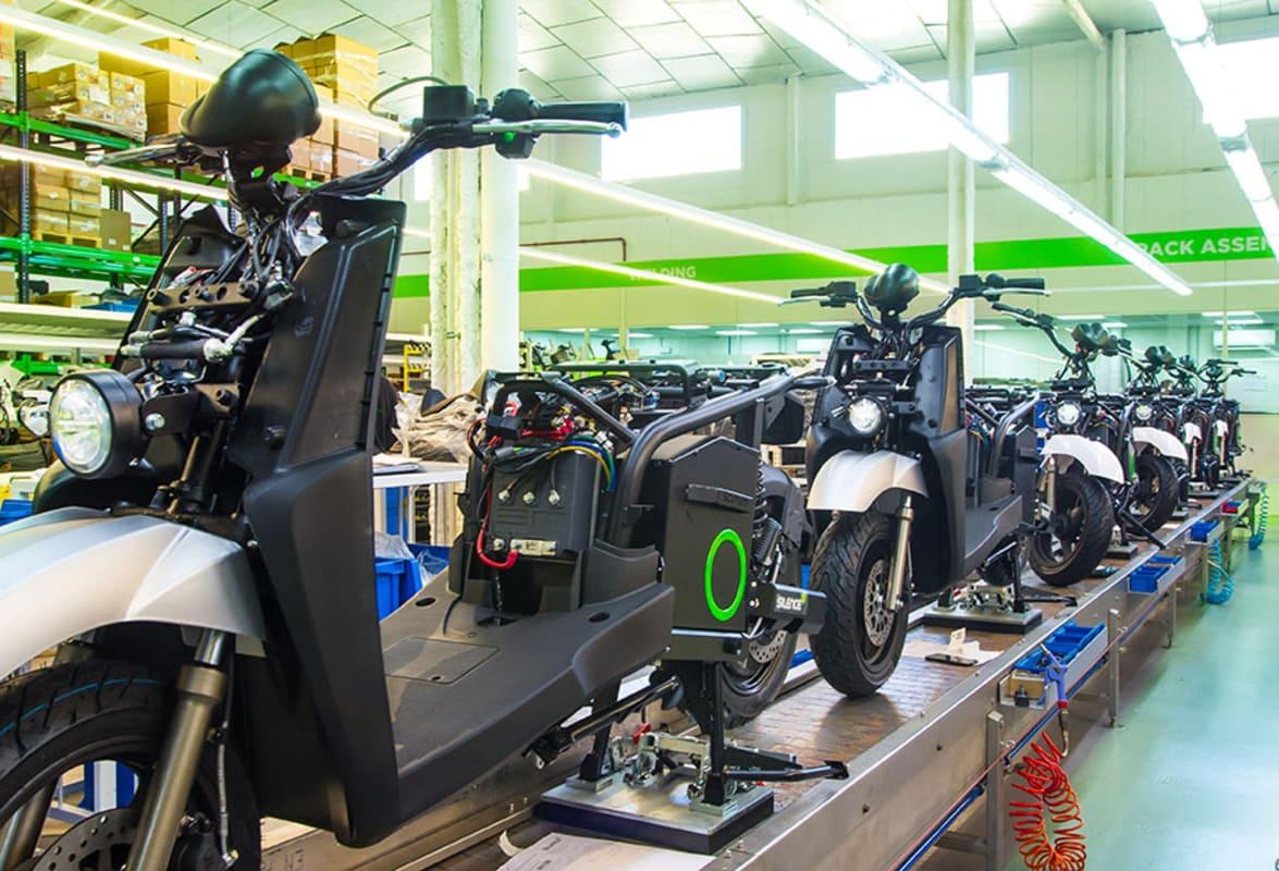 motos electriques Silence