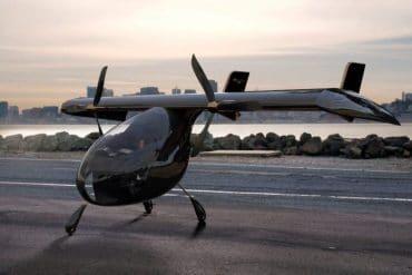 taxi aéreo eléctrico de AAM